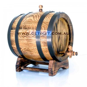 5 Litre Oak Barrel